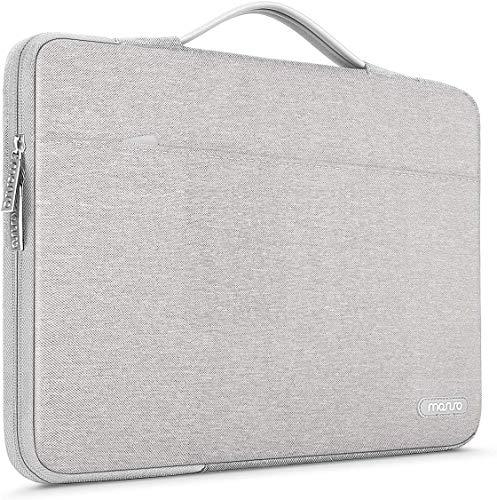 MOSISO 360 Schutz Laptop Aktentasche Kompatibel...
