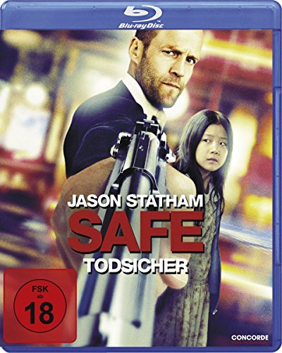 Safe - Todsicher [Blu-ray]