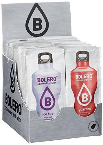 Bolero Drinks - Kennenlernpaket, 56 Sorten, 501 g,...