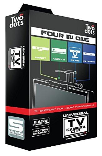 PS4 - Universelle TV-Halterung Four in One (für...