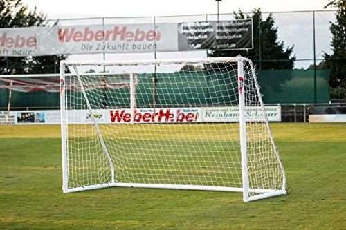 Fußballtor 2,4 x 1,8m 'PRO' von POWERSHOT® Super...
