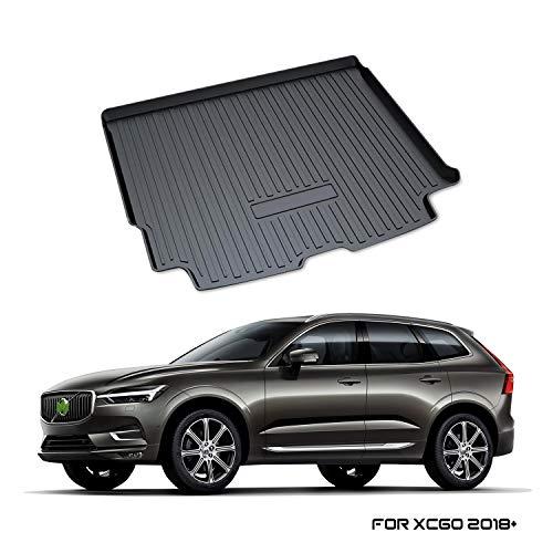 YEE PIN Kofferraummatte für Volvo XC60 SPA...