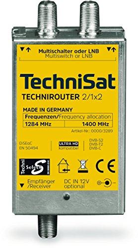 TechniSat TECHNIROUTER MINI 2/1x2 -...