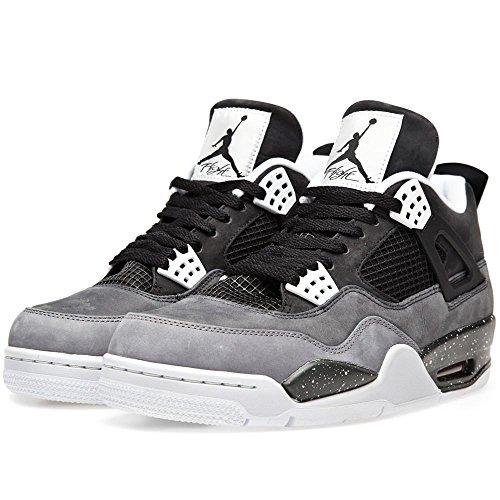 Nike Herren Air Jordan 4 Retro 'fürchten Satz'...