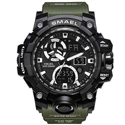UINGKID Collection Unisex-Armbanduhr Herren Uhren...