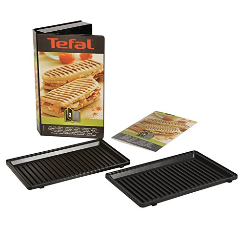 Tefal XA8003 Snack Collection Platte Grill/Panini,...