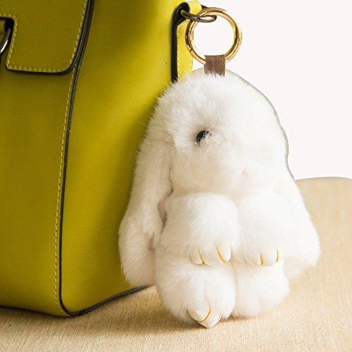 YISEVEN Plüsch Kaninchen Schlüsselanhänger...