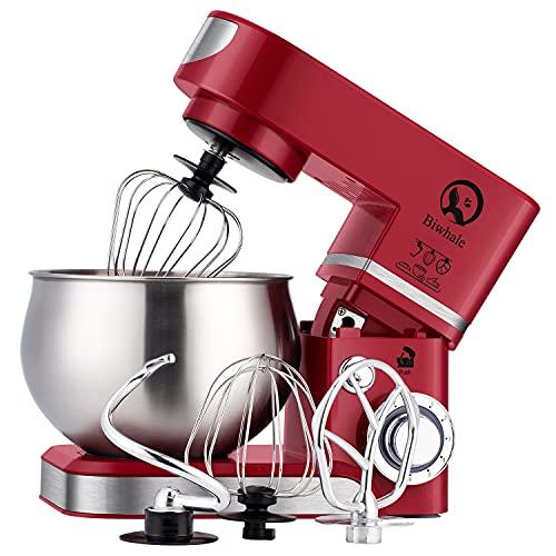 Küchenmaschine 6 Liter 1200WStylish Küchenmixer...