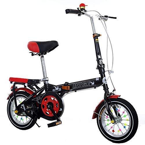 Kinderfahrräder Falträder Erwachsener im Freien...