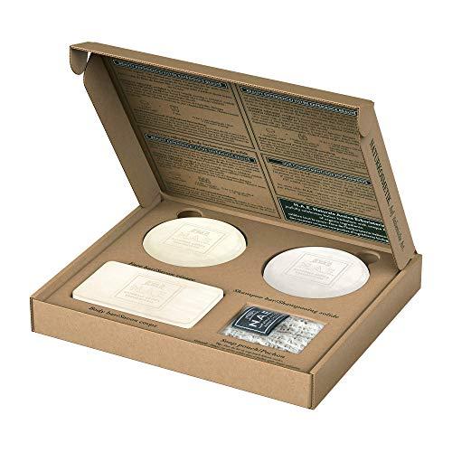 N.A.E. Feststücke-Box, 100% plastikfrei und...