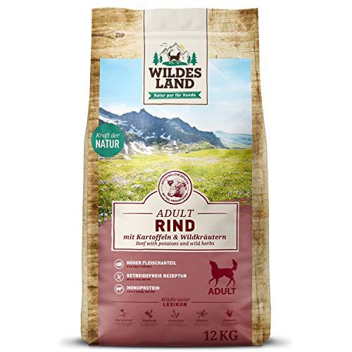 Wildes Land - Nr. 5 Rind - 12 kg - mit Kartoffeln...