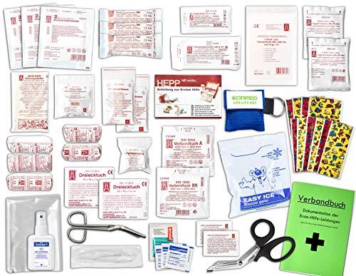 Komplett-Set Erste-Hilfe KITA PLUS 2 DIN/EN 13157...