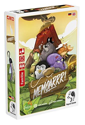 Pegasus Spiele 18324G - Memoarrr (Edition...