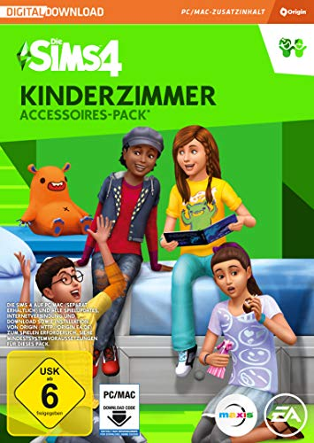 Die Sims 4 - Stuff Pack 7 | Kinderzimmer | PC...