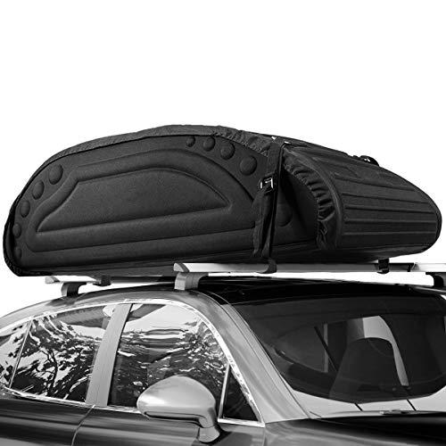 COSTWAY 425L Auto Dachbox, Dachkoffer mit...