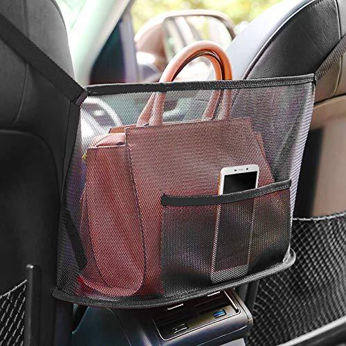 TaimeiMao Auto-Netztasche Handtaschen,Car Net...