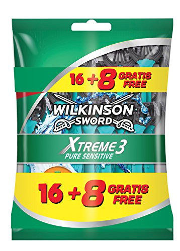 Wilkinson Xtreme 3 Pure Sensitive...