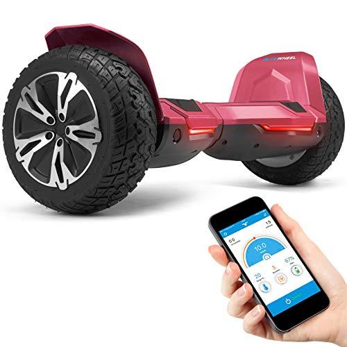 8.5' Premium Offroad Hoverboard Bluewheel HX510...
