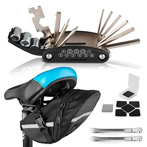 PEPELLIA Multitool Fahrrad Werkzeug [NEU:...