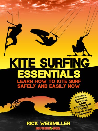 Kite Surfing Essentials – Learn How to Kite Surf...