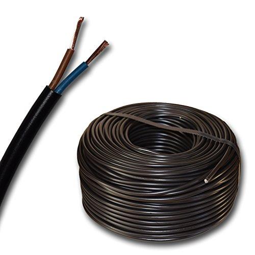 Kunststoff Schlauchleitung rund LED Kabel Leitung...