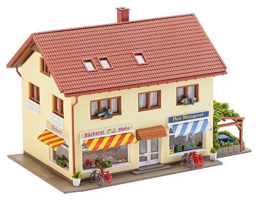 Faller FA 232336 - Metzgerei/Bäckerei, Zubehör...