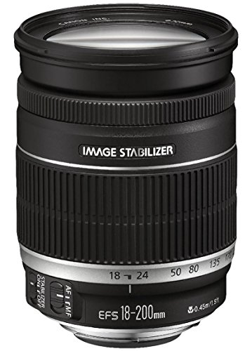 Canon Zoomobjektiv EF-S 18-200mm F3.5-5.6 IS für...
