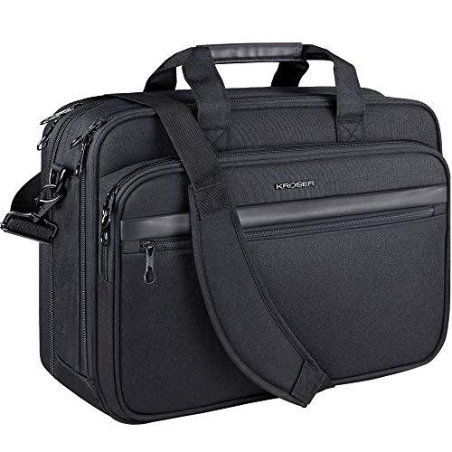KROSER 18' Laptop Tasche Laptop Aktentasche Passt...