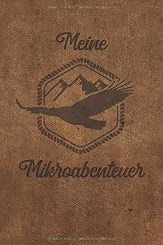 Meine Mikroabenteuer: Ausfüllalbum, Ausfüllbuch,...