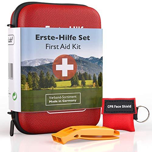 GoLab Erste Hilfe Set Outdoor - Survival Kit....