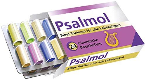 Psalmol - Bibel-Tonikum für alle Lebenslagen: 24...