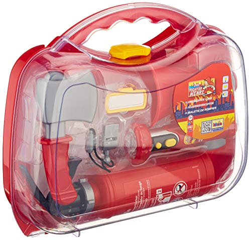 Theo Klein 8982 Fire Fighter Henry...