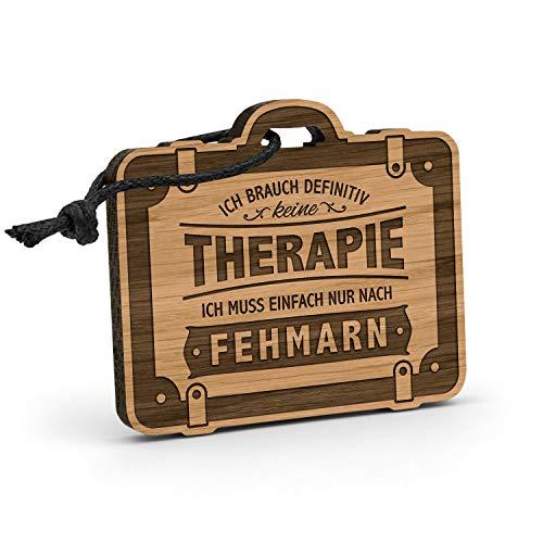 Fashionalarm Schlüsselanhänger Therapie -...
