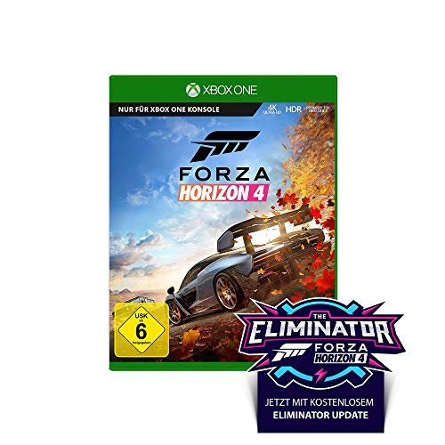 Forza Horizon 4 – Standard Edition - [Xbox One]...