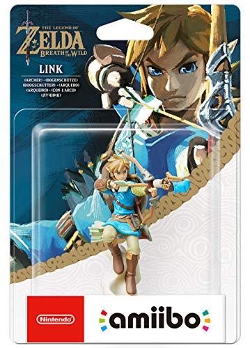amiibo The Legend of Zelda Collection Link...