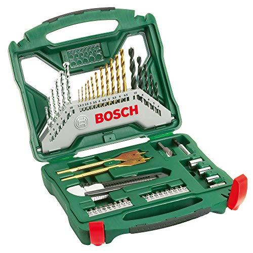 Bosch 50tlg. X-Line Titanium-Bohrer und Schrauber...