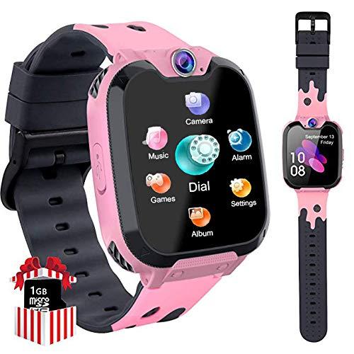 PTHTECHUS Kinder Smartwatch Telefon - Smartwatch...