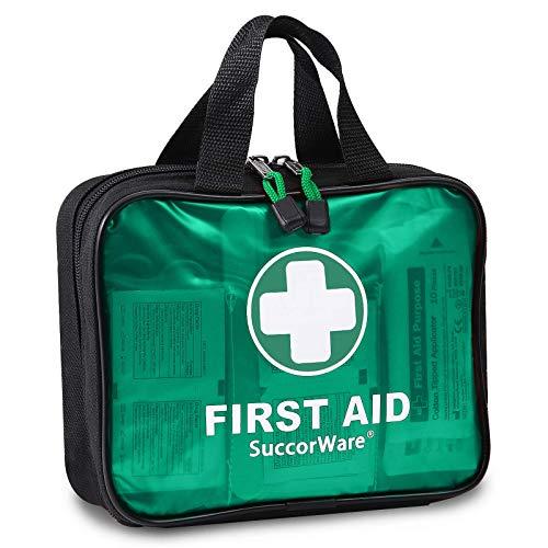 200-teiliges Erste-Hilfe-Set mit medizinischem...