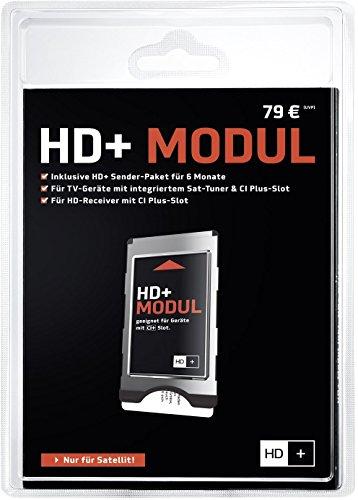 HD PLUS CI+ Modul für 6 Monate (inkl. HD+ Karte,...