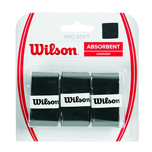 Wilson Unisex Griffband Pro Soft Overgrip,...