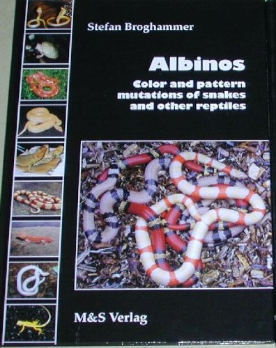 Albinos, color and pattern mutations of snakes and...