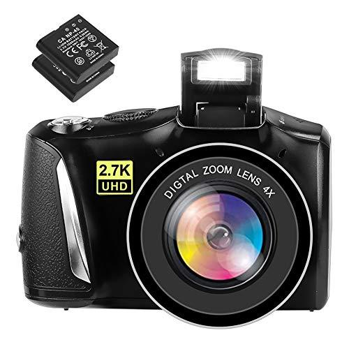 Digitalkamera Fotoapparat Digitalkamera 48MP 2,7K...