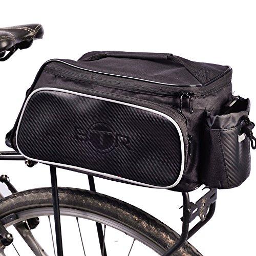 BTR fahrradtaschen gepäckträger. Fahrradtasche...
