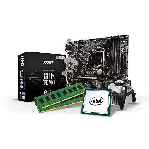 Kiebel Aufrüst Bundle, Intel Core i5 10600K 6x4.1...