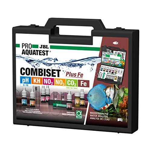 JBL Wassertest-Koffer, Mit 6 Tests und Zubehör,...