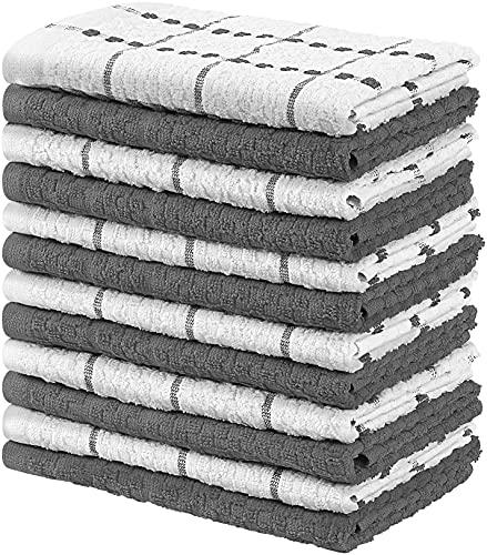 Utopia Towels - 12er Pack Geschirrtücher...