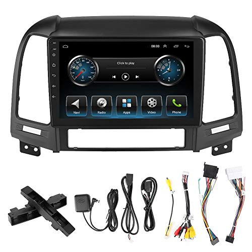 Auto Stereo 9in 2Din Touchscreen, GPS Navigation...