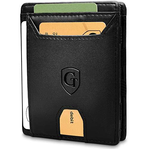 GenTo® FLAPLET I - Geldbörse mit Münzfach -...