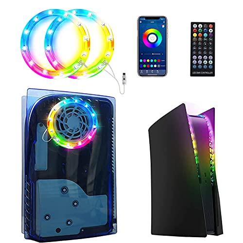 GZW-Shop LED Strip RGB Streifen Lichterkette für...
