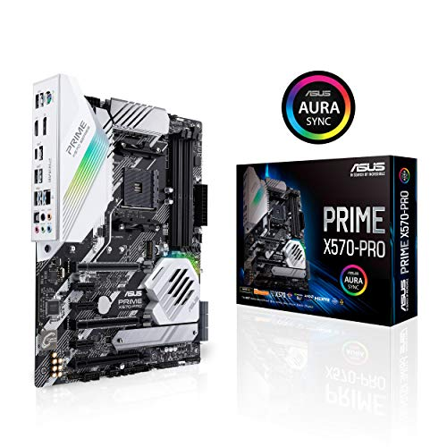 ASUS Prime X570-PRO Mainboard Sockel AM4 (Ryzen...